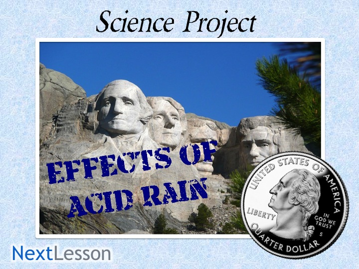 The Effects of Acid Rain on our National Monuments
