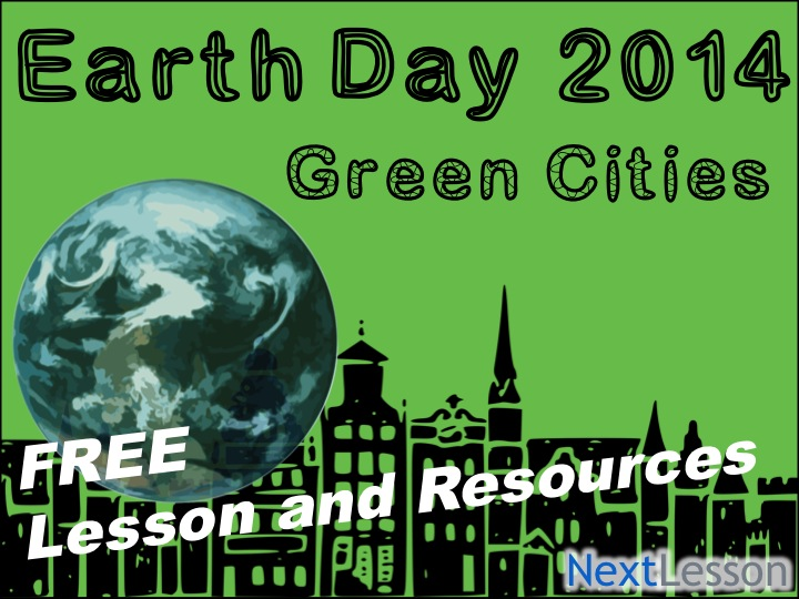 Earth Day 2014: Green Cities