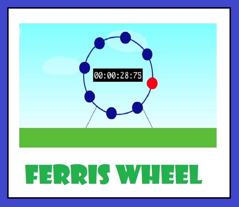 3 Act Math - Ferris Wheel