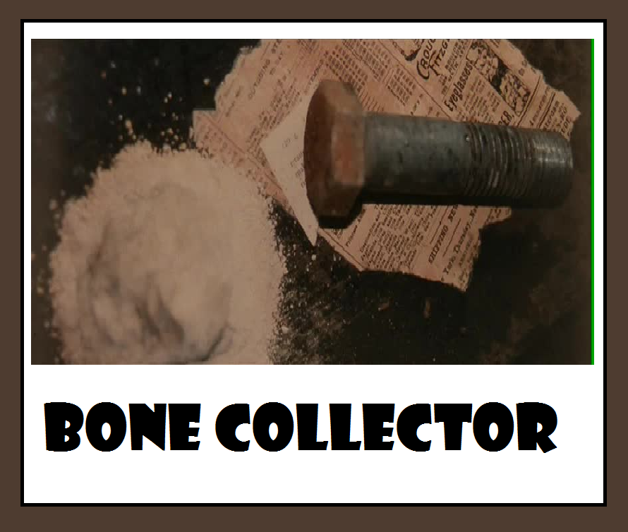 3 Act Math - Bone Collector