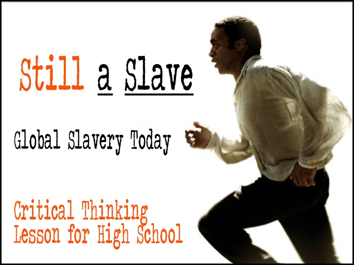 Still a Slave - World Slavery Today