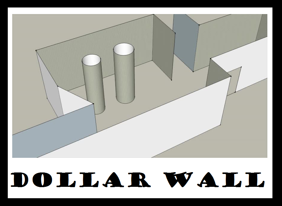 3 Act Math - Dollar Wall