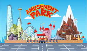My Trip to the Amusement Park