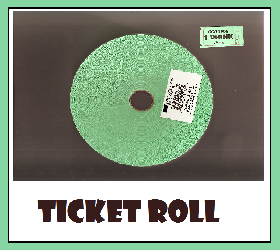 3 Act Math - Ticket Roll
