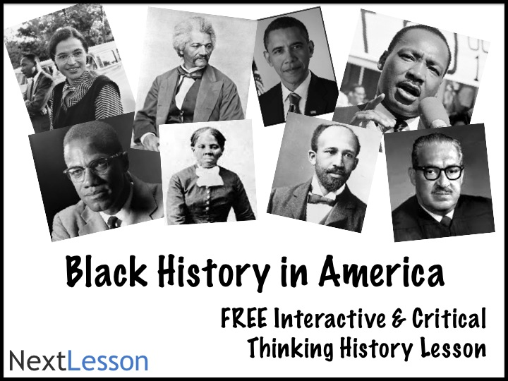 Black History - Rank & Reason