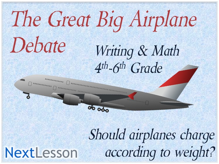 The Great Big Airplane Debate