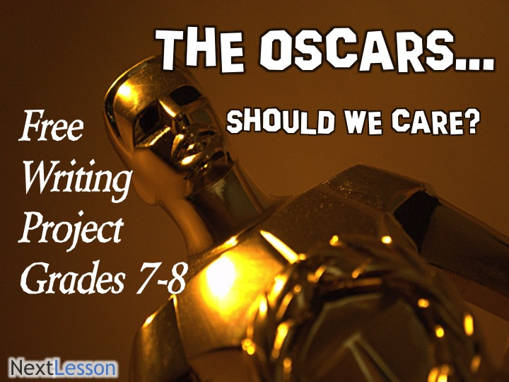 The Oscars - Argument Writing