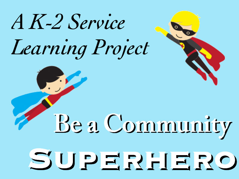 Community Superheroes