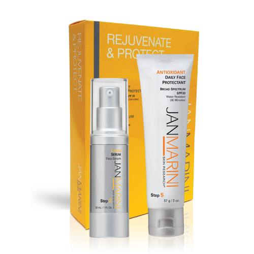 Rejuvenate & Protect - Antioxidant Daily Face Protectant