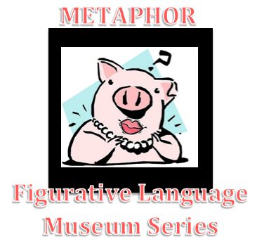 My Sister Is A Pig (Figurative Language Museum Series- Metaphor)