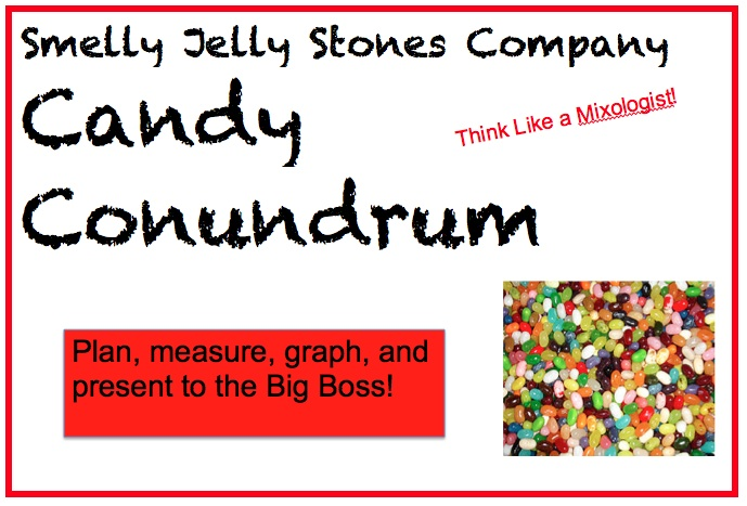 Smelly Jelly Stones Candy Conundrum