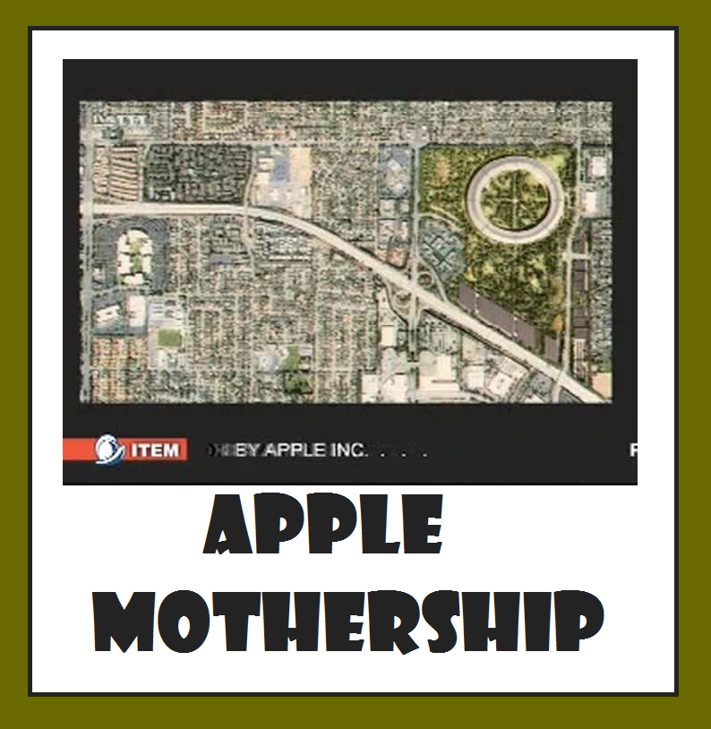 3 Act Math - Apple Mothership
