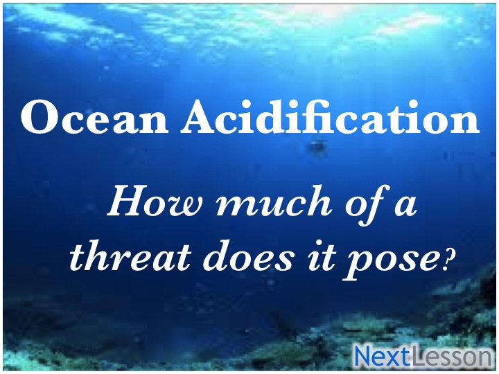 Ocean Acidification