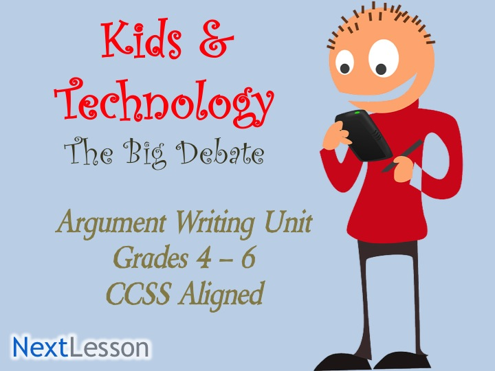 Kids & Technology - The Big Debate