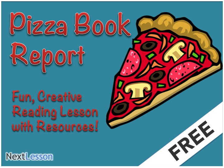 Pizza Book Report