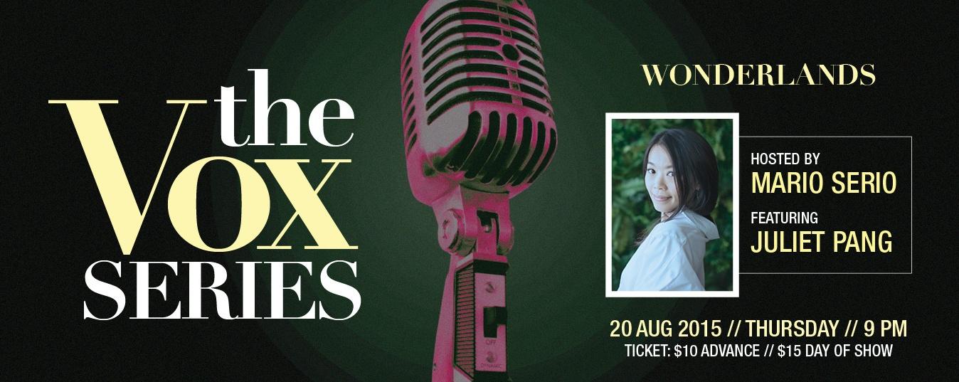 Sing Jazz Vox Series feat. Juliet Pang