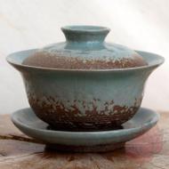 155ml Celadon Stoneware Gaiwan from Crimson Lotus Tea