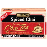 Spiced Chai from Bigelow