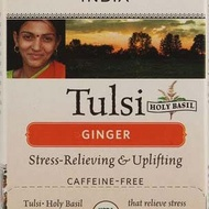 Tulsi ginger from Organic India