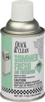 Aerosol Summer Fresh Metered 7 Oz