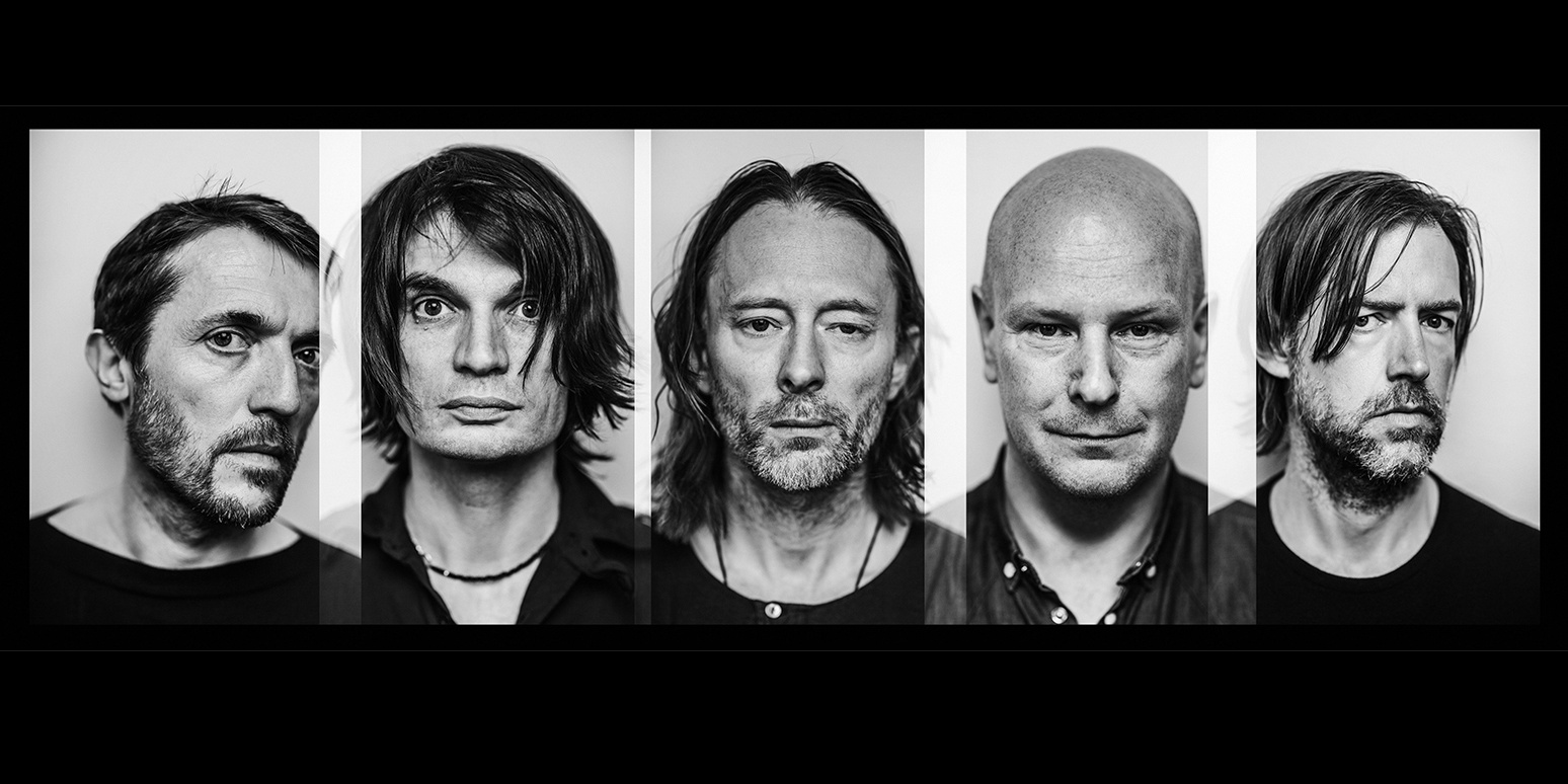 Radiohead will finally be coming to Singapore (APRIL FOOLS)