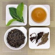 Organic GABA Oolong Tea, Lot 583 from Taiwan Tea Crafts