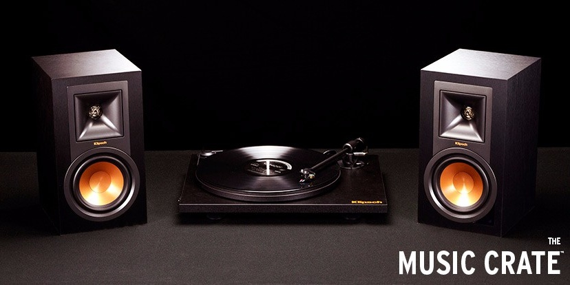 Klipsch solves vinyl woes with all-in-one audiophile system