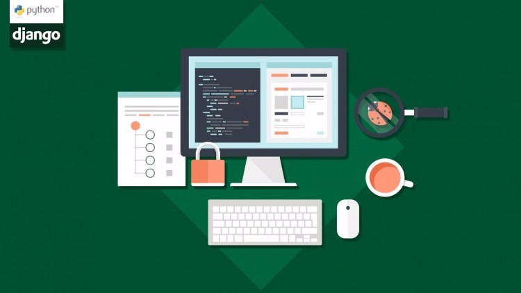 Learn Python Django From Scratch | Stone River eLearning | eLearning
