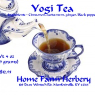 Yogi Tea from Home Farm Herbery