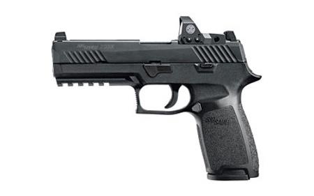 Sig Sauer P320 Romeo1 320F9BSSRX | Shield Group Applied