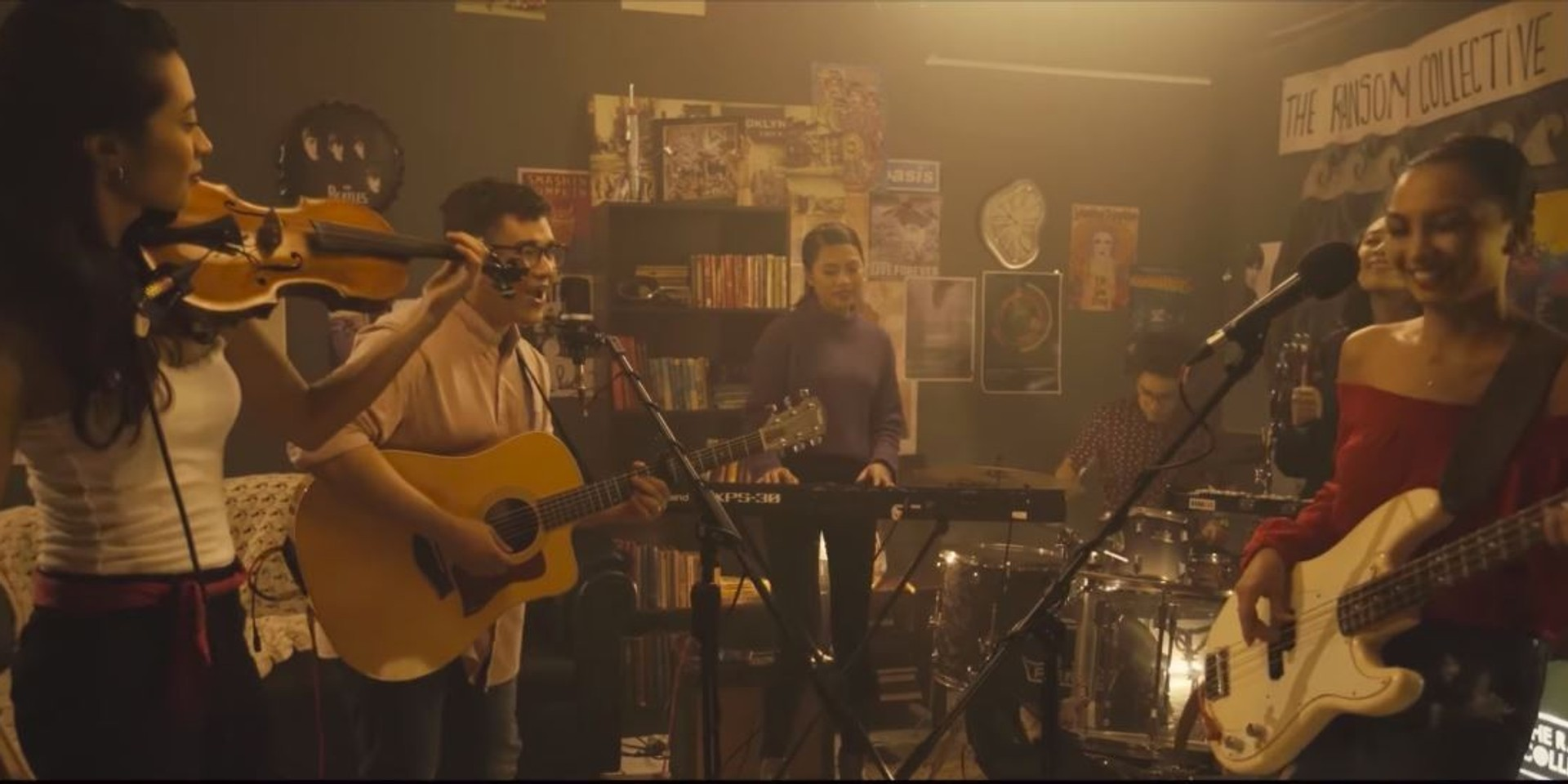 The Ransom Collective unveil 'Tides' video – watch