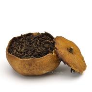 Aged Chenpi Ripened Tangerine Pu-erh from Teavivre