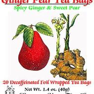 Ginger Pear Tea from Eastern Shore Tea Company