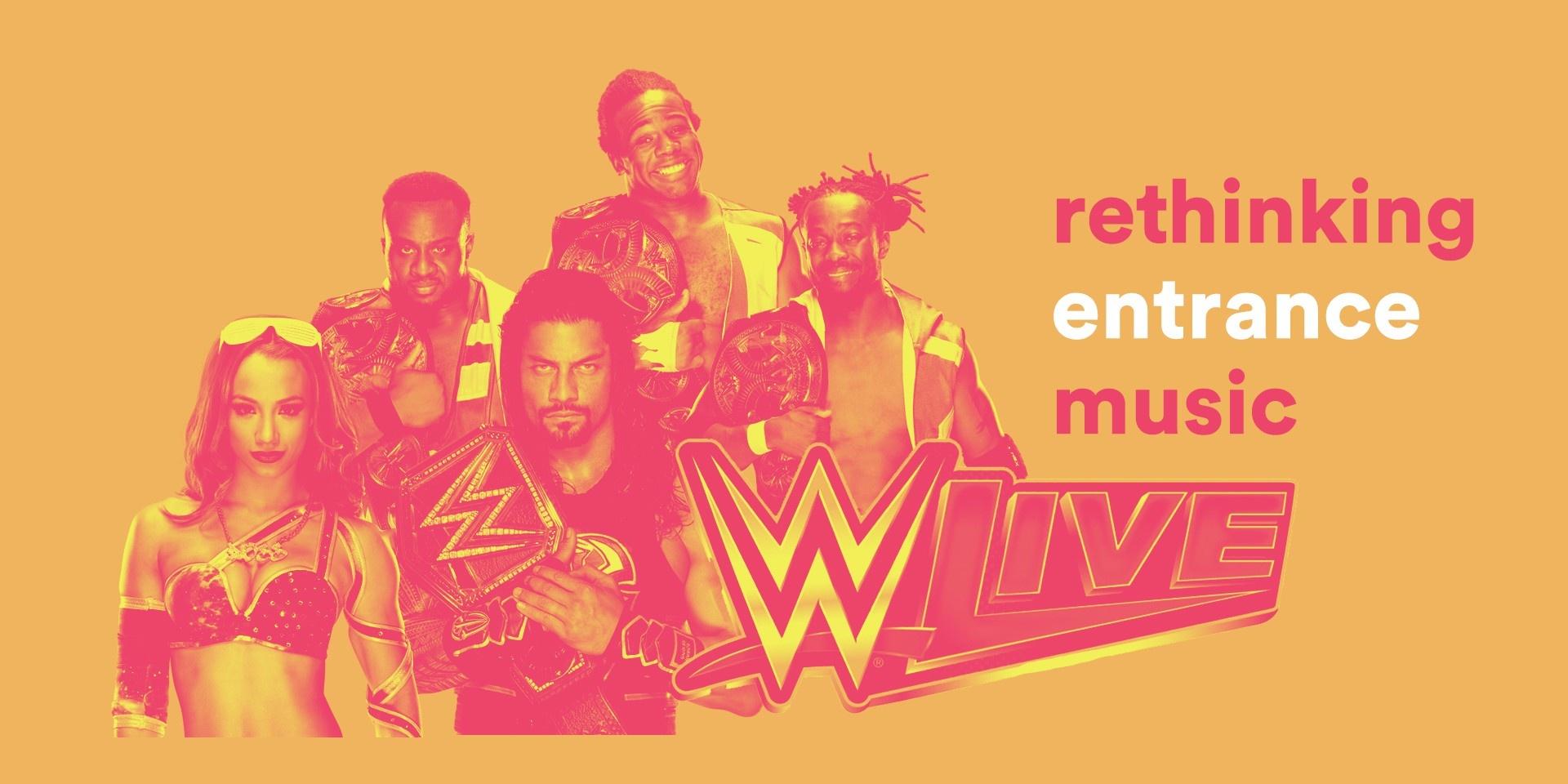 Rethinking Entrance Music for WWE Live Manila Superstars