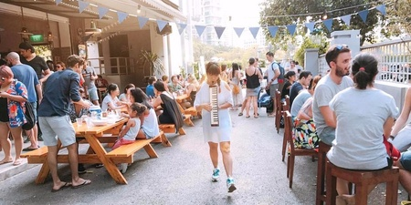 From music and movies to food and family, Soul Island Singapura is a four-day party that satisfies the soul