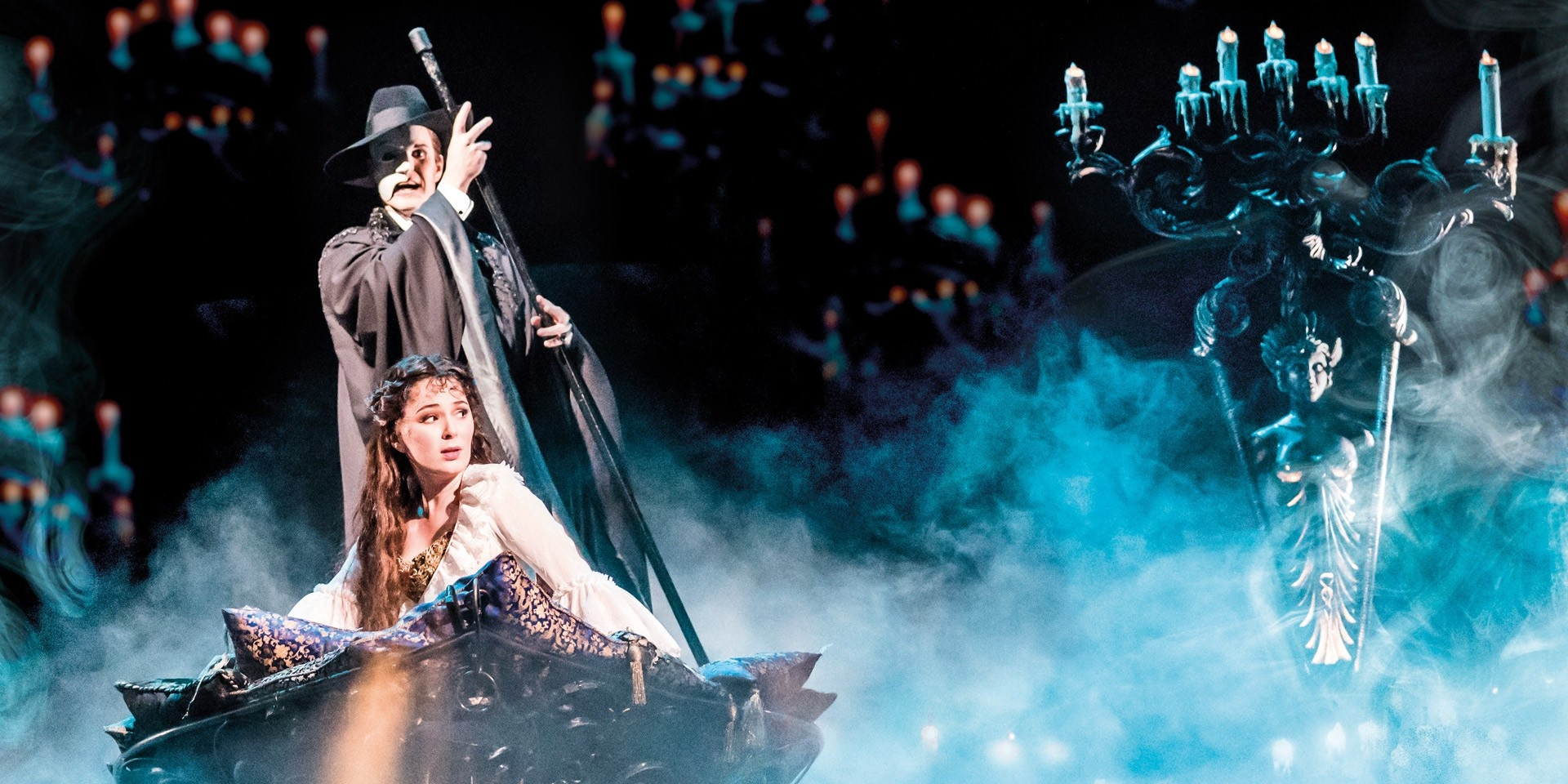 The Phantom of the Opera to return to Manila in 2019