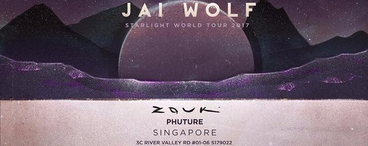 Phuture Presents Jai Wolf