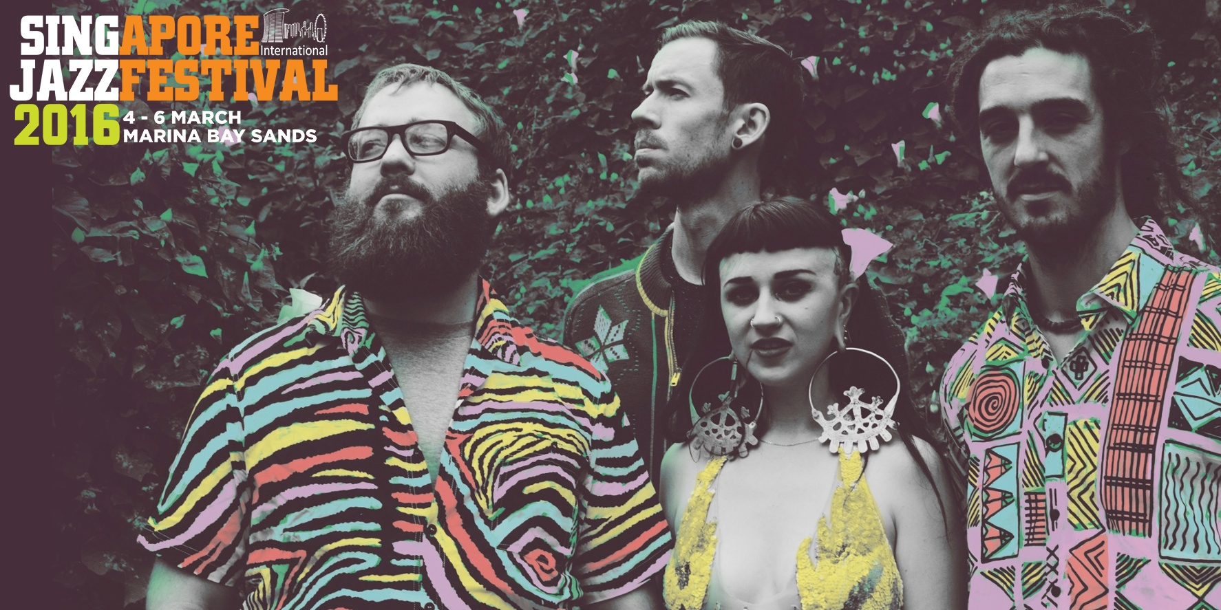 The Hiatus Kaiyote live experience, as described by Singaporean musicians