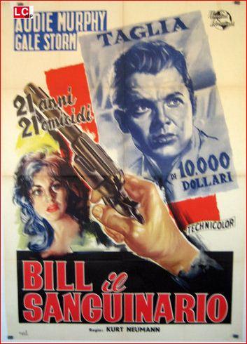 Bill il sanguinario (1950) 0O4FaykT4GUu4LqUOngP+Cattura