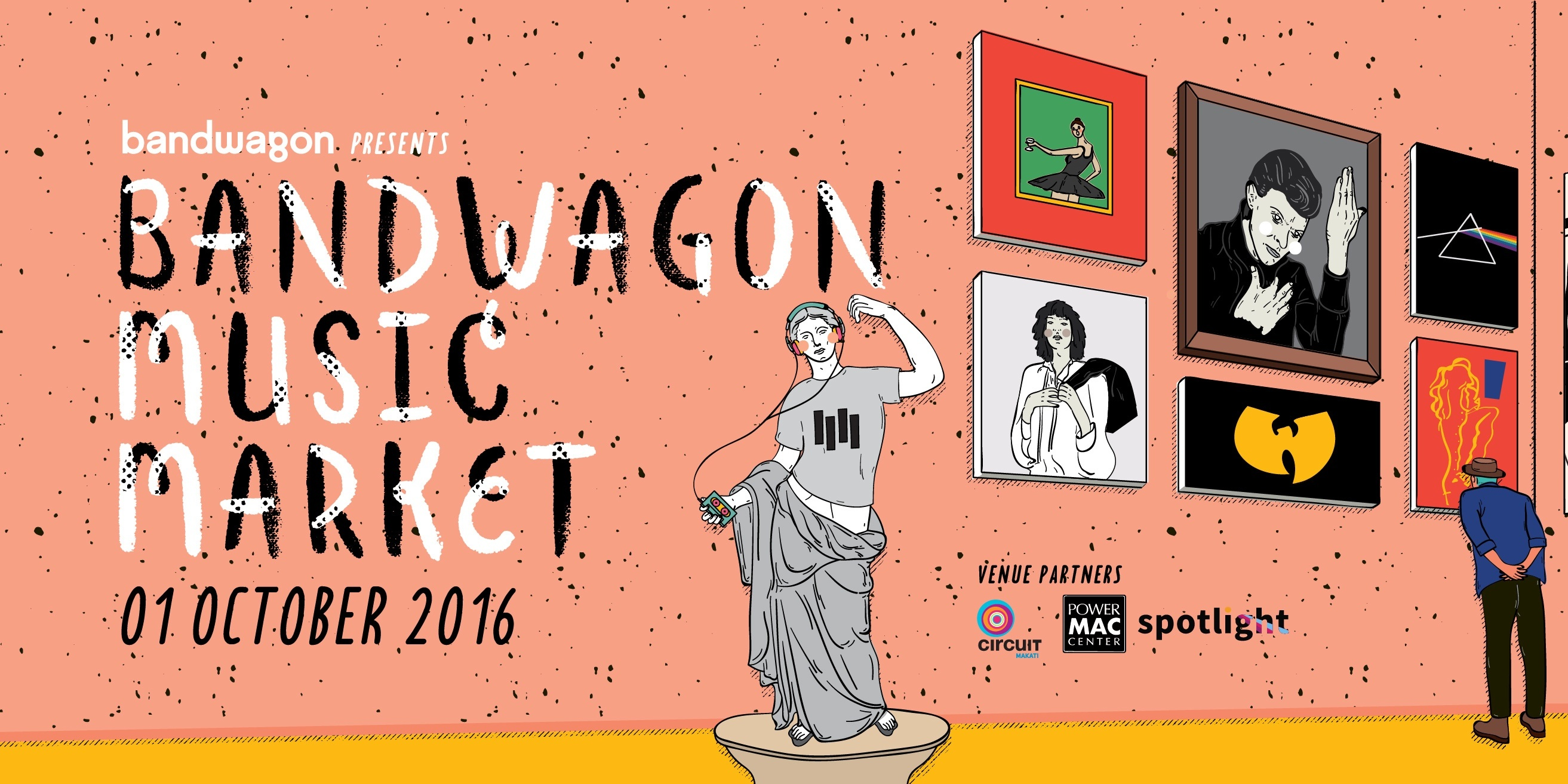 The Guide to Bandwagon Music Market 2016