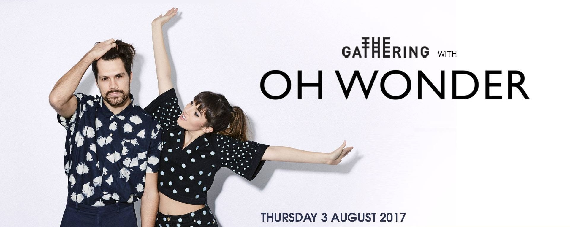 Oh Wonder Live in Singapore