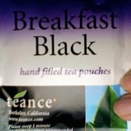 breakfast black on VirginAmerica from Teance