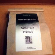 Scorpio Tea from Solstice Brews