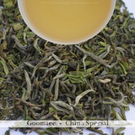 2019 Darjeeling First Flush Tea: Goomtee china cultivar from Darjeeling Tea Boutique
