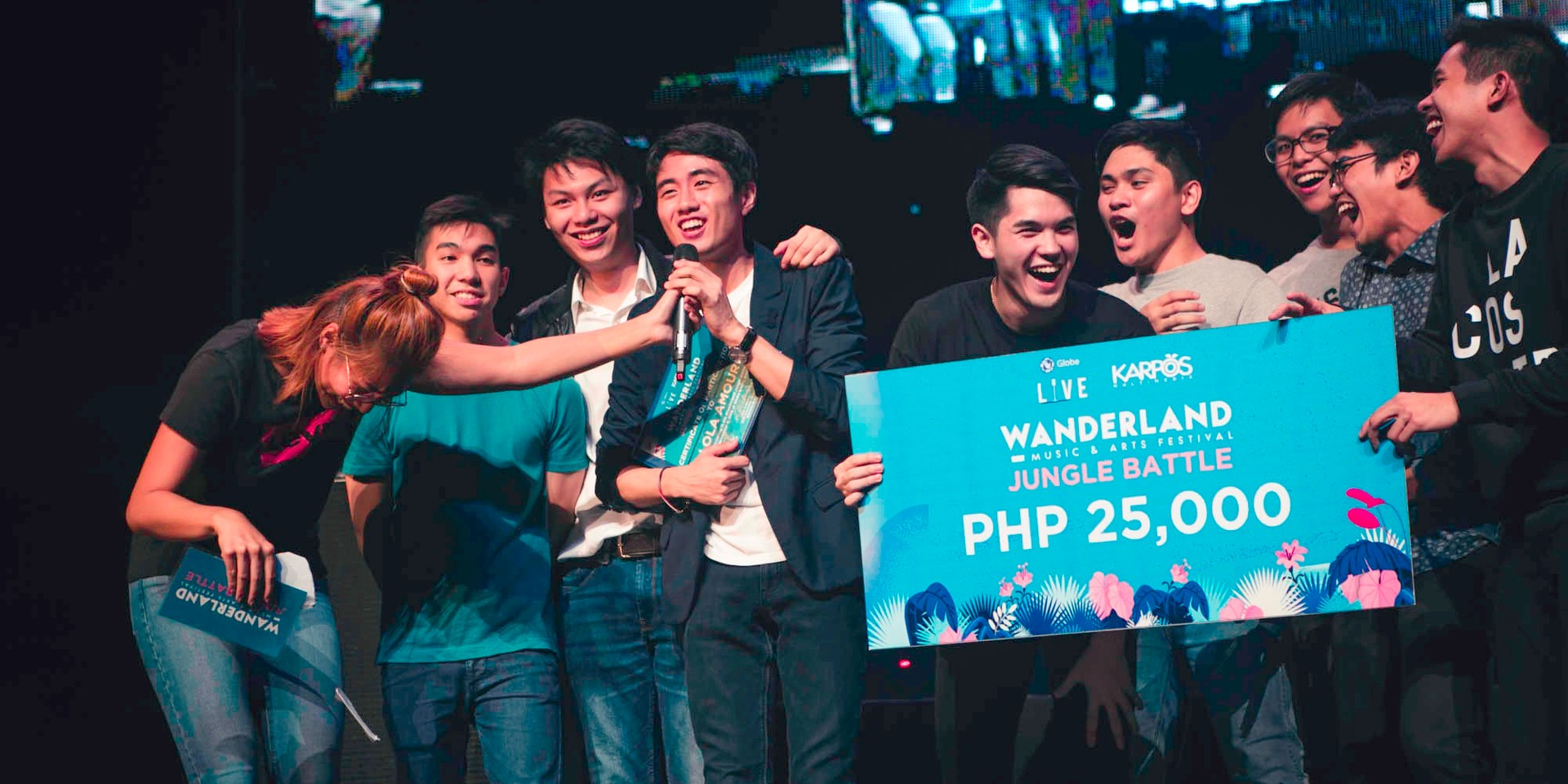 Lola Amour wins Wanderband 2017; Wanderland announce 4 new acts on the line up