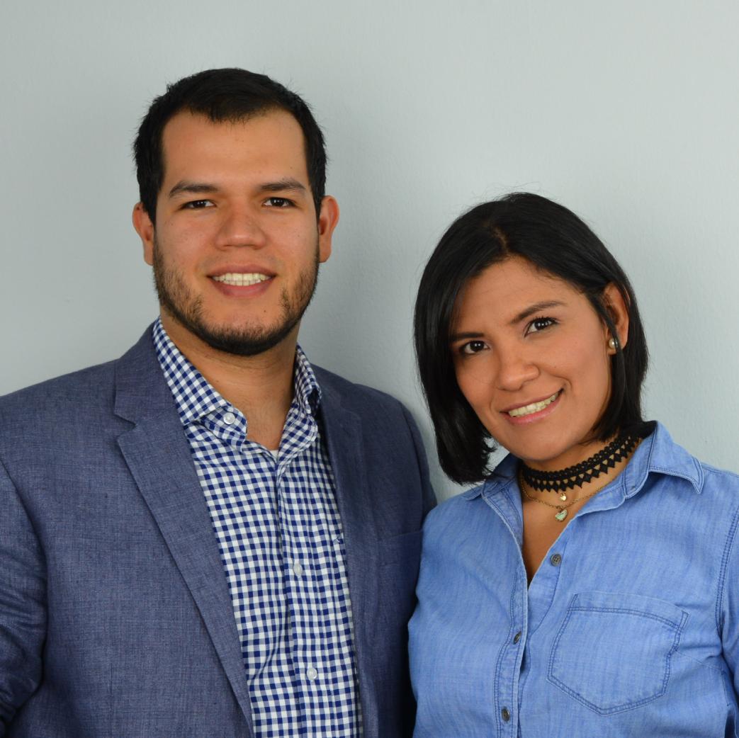 Andrés y Angélica