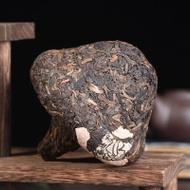 """2000 Bu Lang Mountain """"Mushroom Tuo"""" Raw Pu-erh from Yunnan Sourcing"""