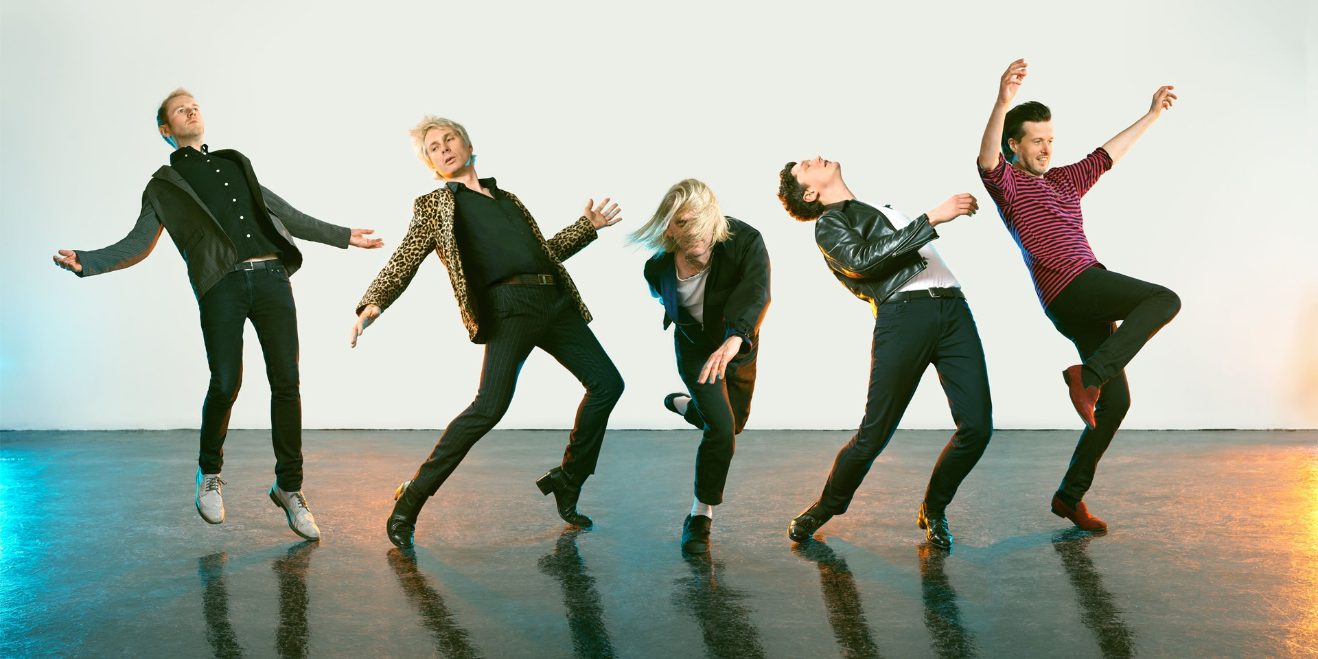Franz Ferdinand are coming to Singapore