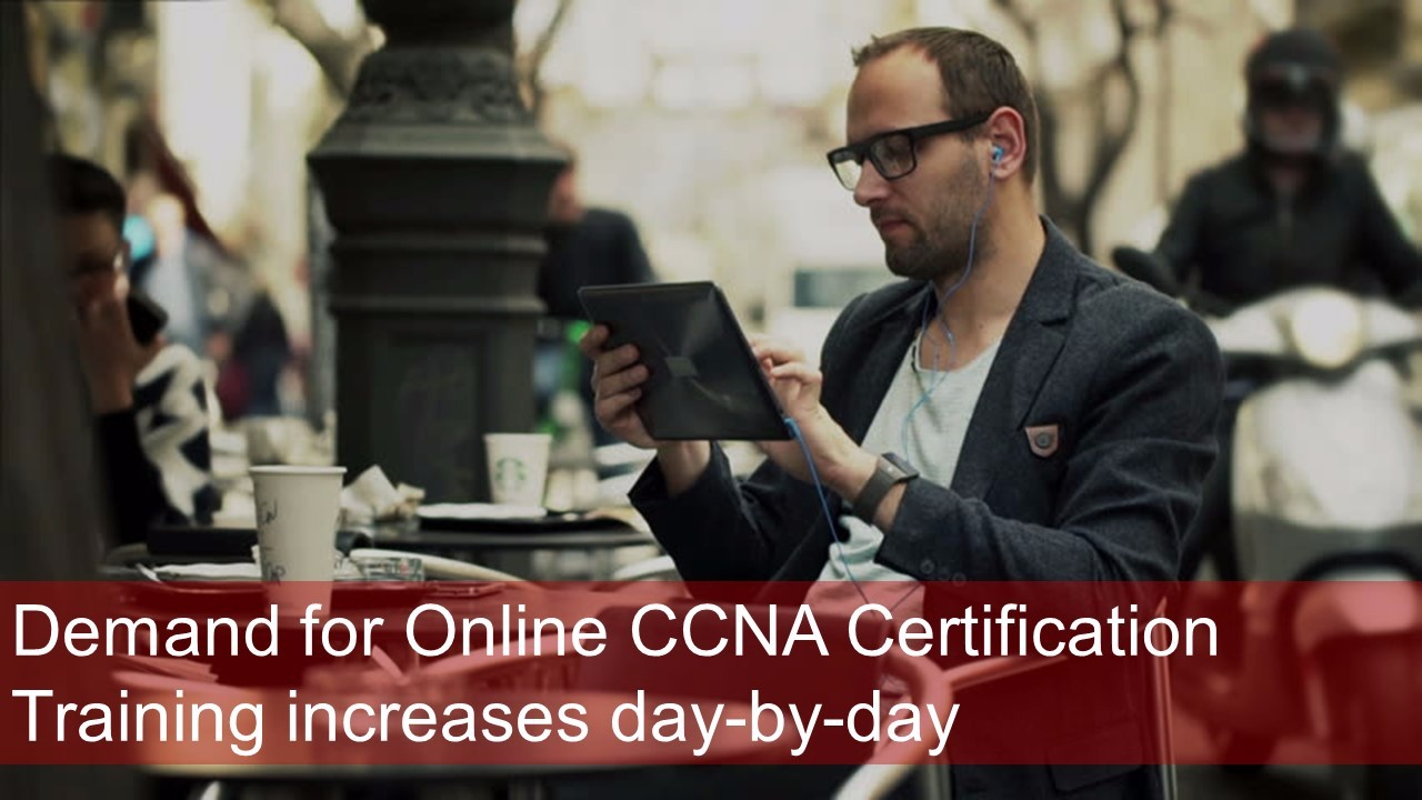 online ccna certification training