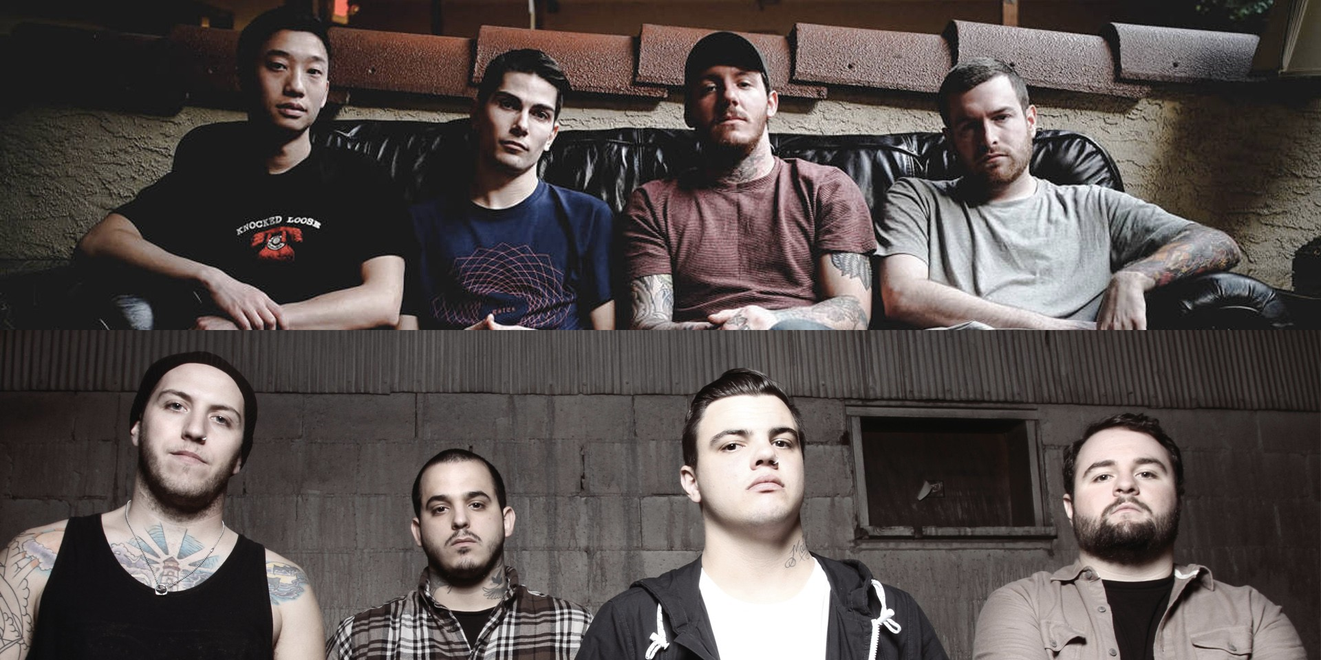 Counterparts and Stray From The Path to tour Asia — Singapore, Indonesia and the Philippines